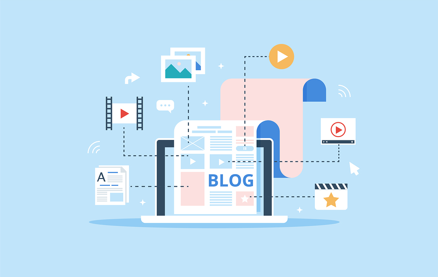 Blog content for the rest of us